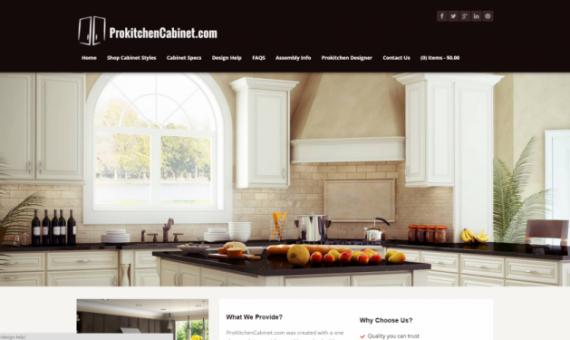 Pro Kitchen Cabinets