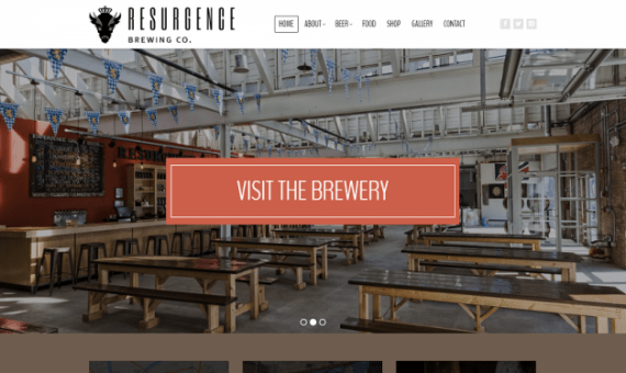 Resurgence Brewing
