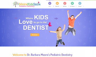 Moore Kids Smile Dentistry