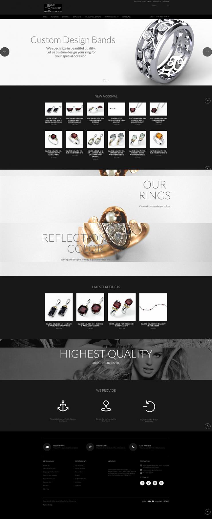 Jewelry Specialties