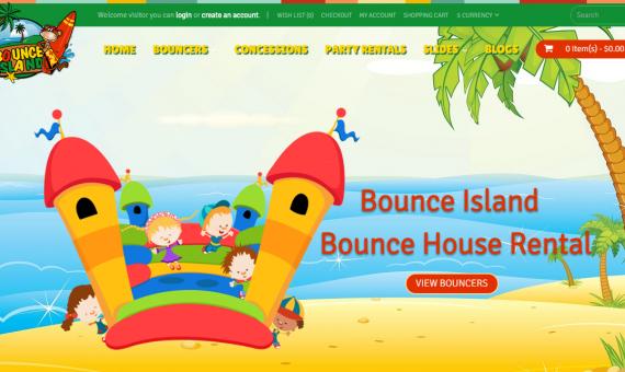 Bounce Island