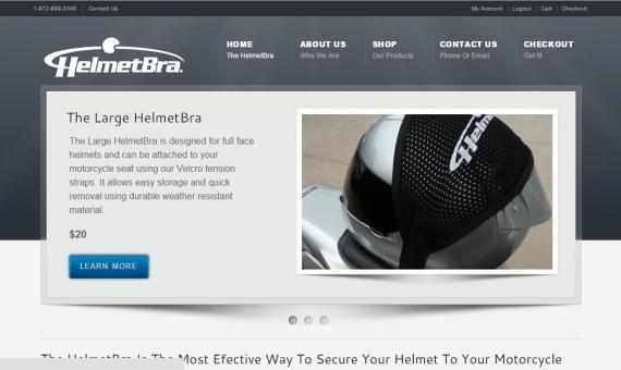 Helmet Bra