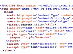 The Importance of Your Website's Title Tag and Keywords
