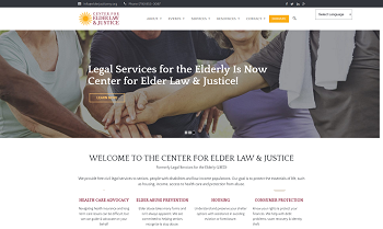 Center For Elder Law