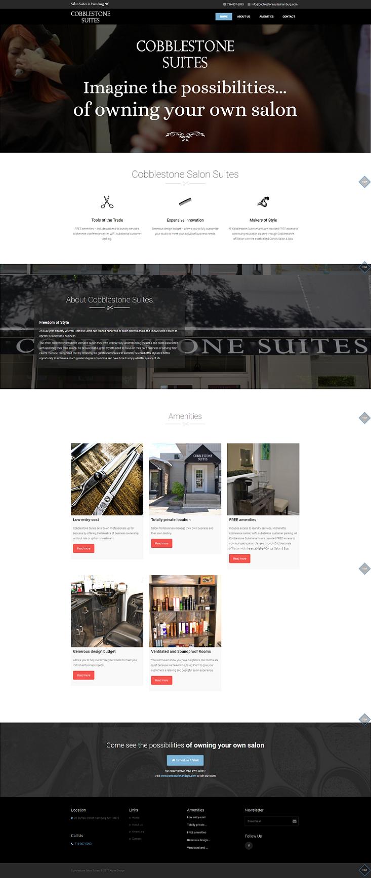 Cobblestone Suites